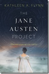 The Jane Austen Project - Kathleen A. Flynn - book - cover