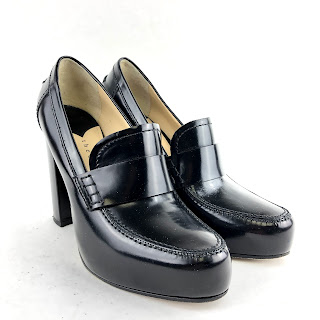 Theory Loafer Heels