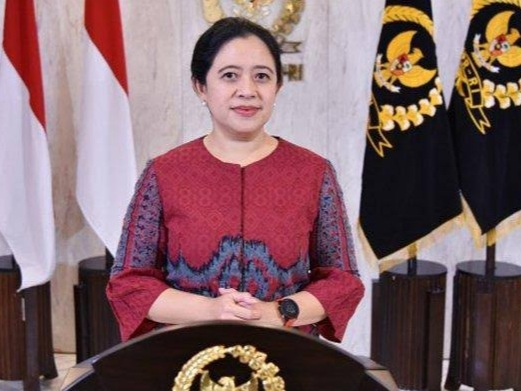 Puan Maharani Menyoroti Kehadiran Batik Kontemporer Sebagai Upaya Kenalkan Batik ke Berbagai Kalangan