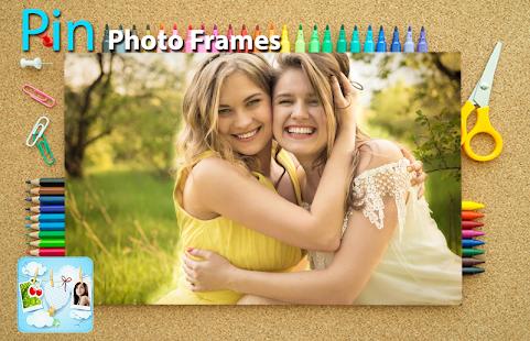 Pin Photo Frames - náhled