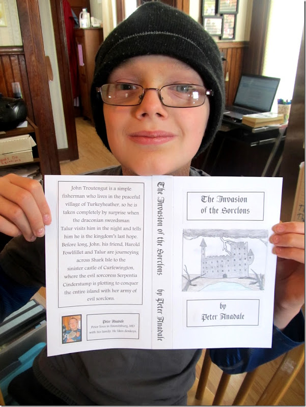 book cover project readers in residence