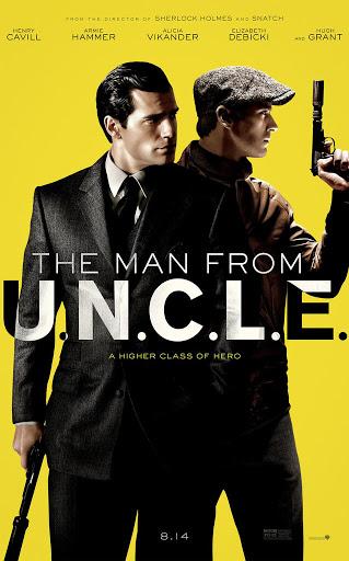 Κωδικό Όνομα U.N.C.L.E. (The Man from U.N.C.L.E.) Poster