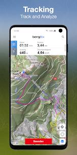 bergfex Tours & GPS Tracking Running Hiking Bike 4