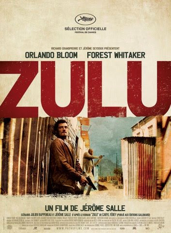 Poster Of Zulu (2013) Full Movie Hindi Dubbed Free Download Watch Online At Alldownloads4u.Com