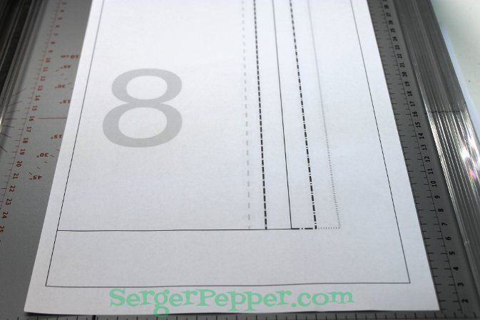 Serger Pepper - Fast & Easy Tips for print and assembly - sheet 8