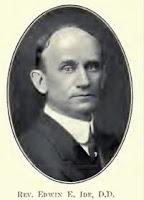 E.E. Ide Trinity Pastor Pulaski St.