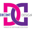 Decent Design, a leading website & software company in Bihar.
