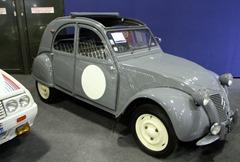 001 Citroën 2 CV AZ Ralye