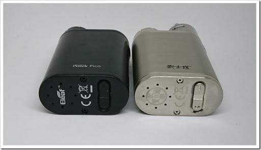 DSC 0345 thumb%25255B4%25255D - 【MOD】「Eleaf iStick Pico BUSHIDO 初回限定盤 武士道モデル」レビュー【Pico+プレミアム高級感!!】