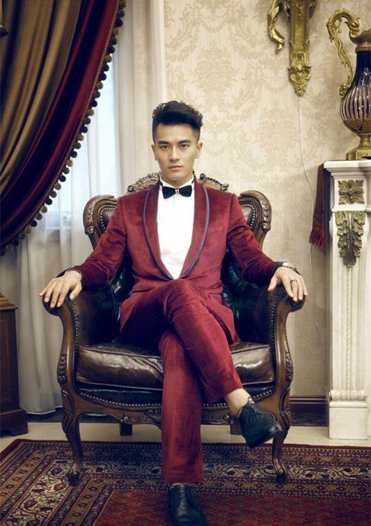 Zheng Kai China Actor