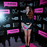 WWW.ENTSIMAGES.COM - Preeya Kalidas  at     BeautyCon - afterparty Home House, 20 Portman Square, London February 18th 2013                                                    Photo Mobis Photos/OIC 0203 174 1069