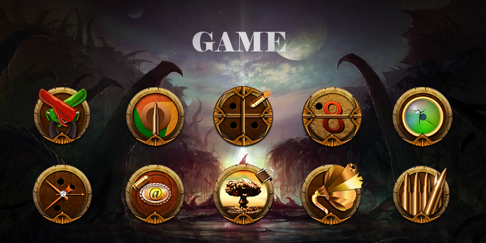 android Game-Solo Theme Screenshot 0
