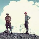 1967.07 Pyrenees, Mont Perdu,  Bob Stenhouse, Jack Crewe.jpg