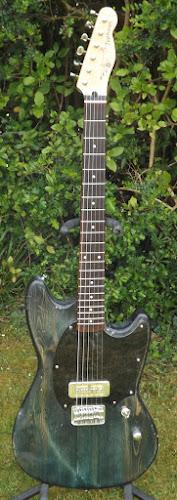 Frontman Guitars Tele Headstock