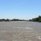 Schifffahrt auf dem Río Paraná