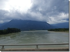 Trans-Canada Highway, Hope to US Border