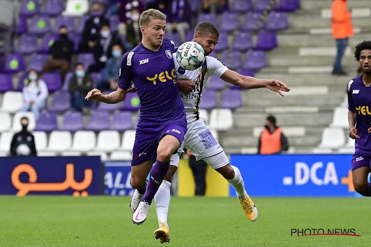 """Dario van den Buijs stond voor de tweede keer dit seizoen in de basis bij Beerschot: """"Tweede helft ging voor mij persoonlijk beter"""""""