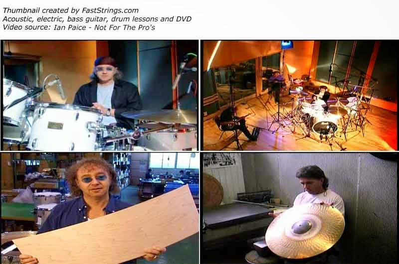 Ian Paice - Not For The Pro's