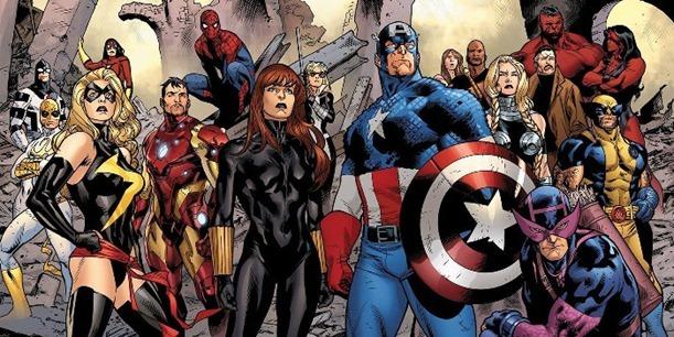 Anggota-Avengers