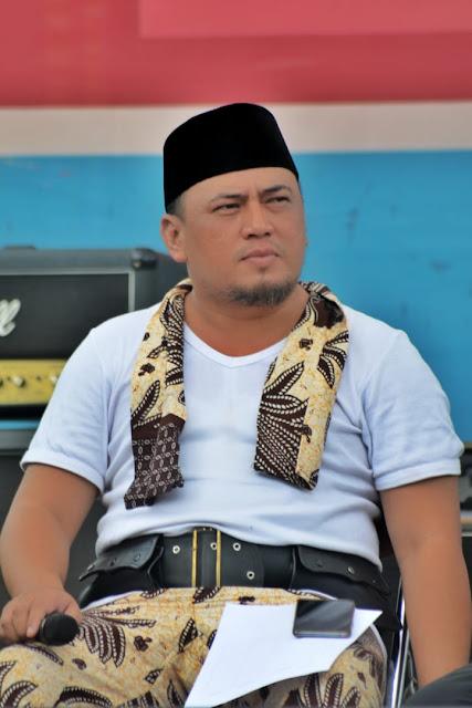 Pemerhati Budaya Bekasi Rahmat Malik Jadi juri  di Bekasi Tempo Doeloe