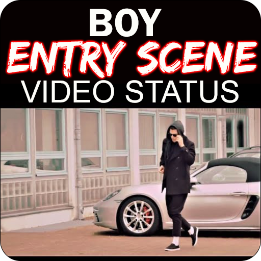 Single Boy Entry Scene Video Status Applications Sur