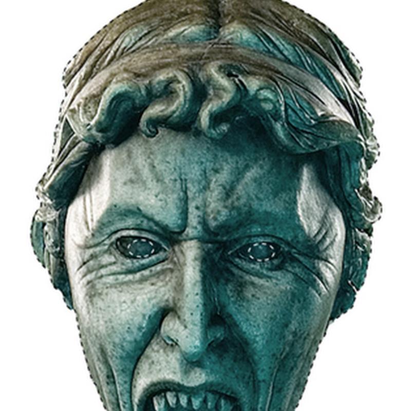 Máscara del doctor Who