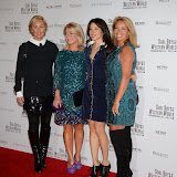 WWW.ENTSIMAGES.COM -    Shirley Kemp, Alison Evers, Lauren Barber and Leaflyn Keeble     arriving at    Soul Boys Of The Western World - UK film premiere at Royal Albert Hall, London September 30th 2014Premiere of documentary about the group, charting their rise to fame in the 1980s - Spandau Ballet The Film                                                    Photo Mobis Photos/OIC 0203 174 1069