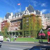 Canada: BC trip visiting Rick & Julie Howell - 9/10-13/05