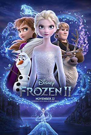 Frozen II (2019) DVDScr 480p