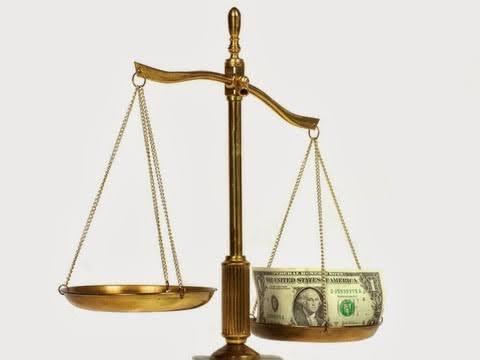 Gurita Korupsi dan Mahalnya Keadilan Hukum