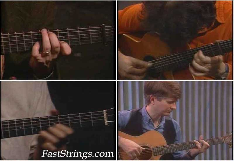 World of Celtic Fingerstyle Guitar - Ramble to Cashel Vol. 1 + The Blarney Pilgrim Vol. 2