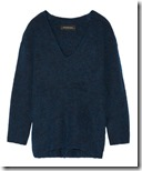 By Malene Birger Stretch Knit Sweater