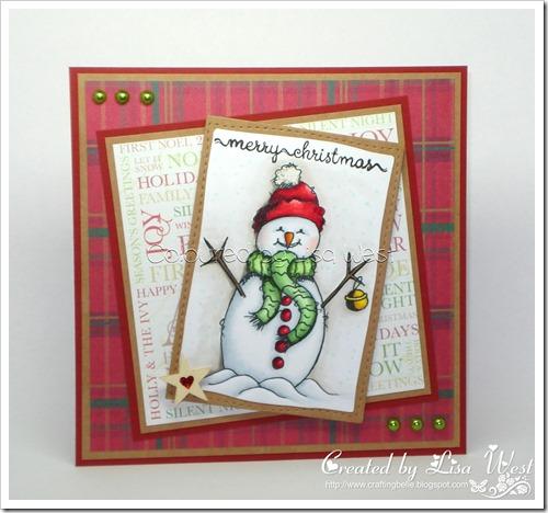 Snowman Bell (2)