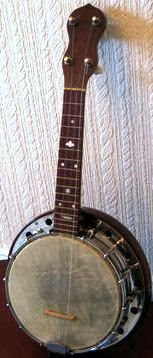 Harold Fallows Banjolele