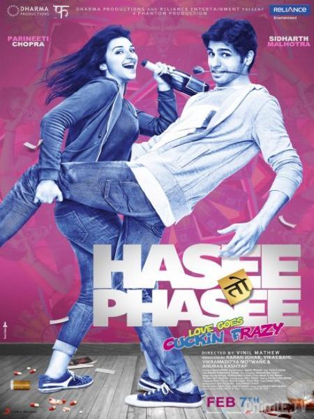 Phim Mối Tình Say Đắm - Hasee Toh Phasee - VietSub