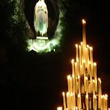 Pellegrinaggio a Lourdes 2007