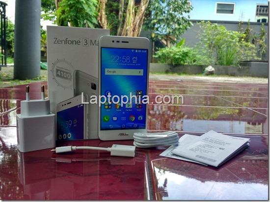 Paket Pembelian Asus Zenfone 3 Max ZC520TL