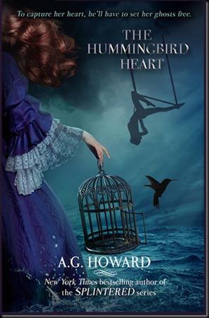 The Hummingbird Heart  (Haunted Hearts Legacy #2)