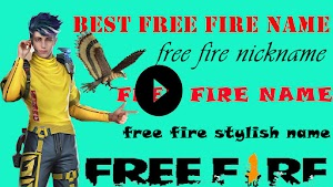 250+ ★ Best ★ free fire name nickname, stylish, design & symbol