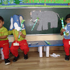 Introduction of Elephant (Playgroup) 08.10.2015