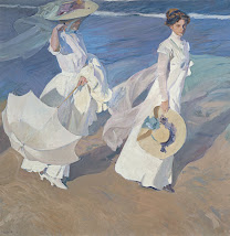 SOROLLA Joaquin Promenade by the Sea 1909