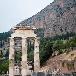 Tour de Greece - Staroveke Delphi