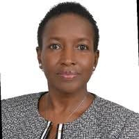 KQ Chief Human Human resource Everlyne Munyoki photo, the woman who suspended Gire Ali. PHOTO | LinK