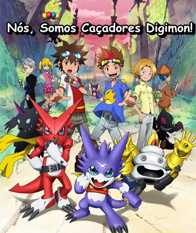 [Digimon Xros Wars: Hunters] DISCUSSÕES E SPOILER Digimonxroswars2_poster