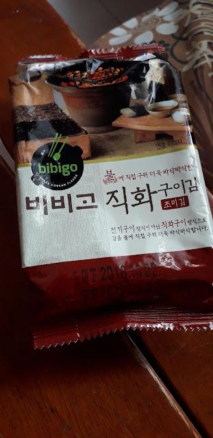 Buah Tangan dari Korea