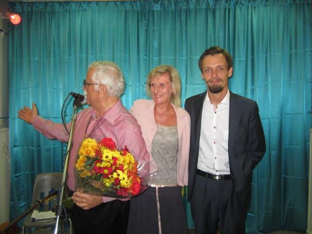 Jan Pietrzak w Atlancie 30 Września, z synem Kubą Pietrzakiem w programie Potęga polskiego śmiechu - IMG_5007.jpg