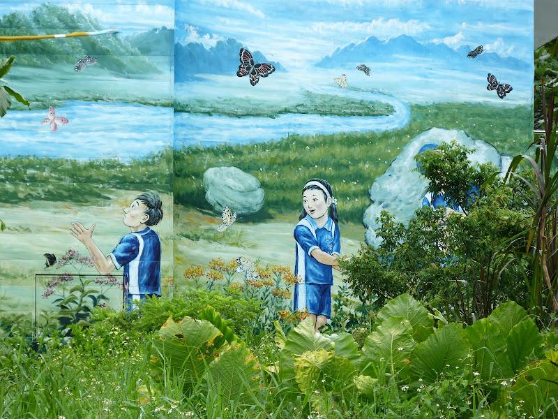 Hualien County. De Liyu lake à Fong lin J 1 - P1230646.JPG