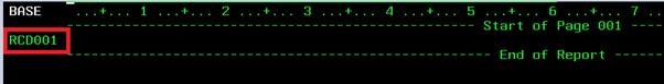 Printer file (PRTF) Design using Report Layout Utility (RLU) in AS400   iSeries