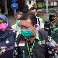 Dr.Maxi  : 413 Kasus Positif Corona di Subang, Yang Menjadi Rekor Penularannya Diakibatkan Dari Tiga Klaster