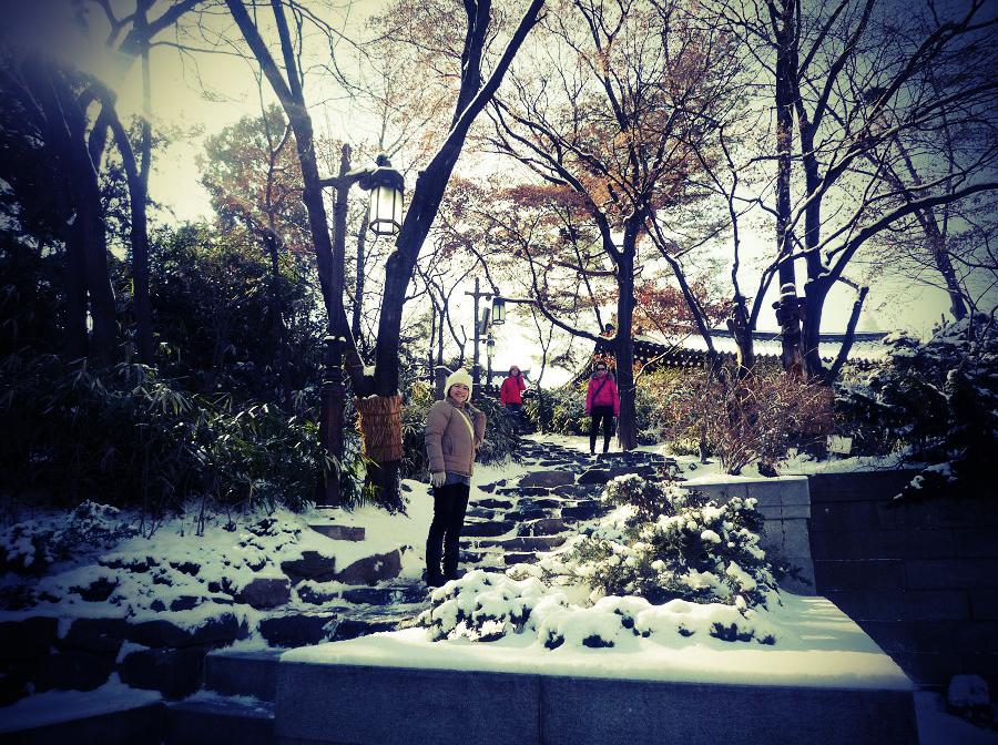 首爾自由行-韓國之家